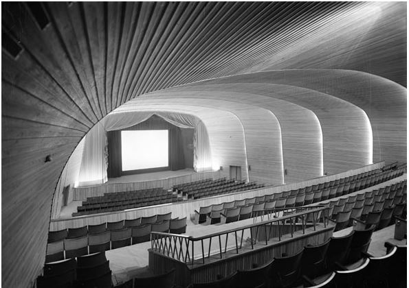 Antiguos cines de Zaragoza - Cine Coliseo