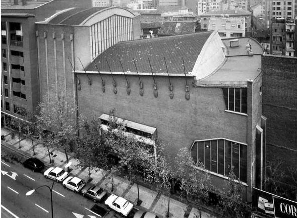 Antiguos cines de Zaragoza - Teatro Fleta