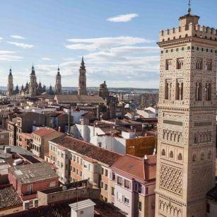 Fuente elDiario.es Zaragoza y la Iglesia de la Magdalena