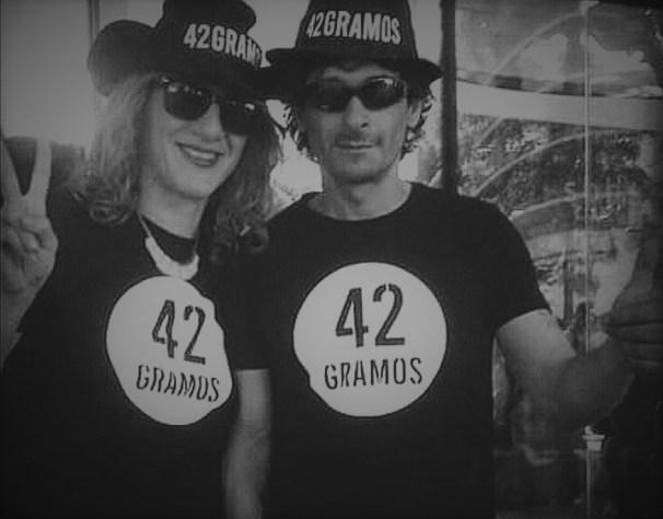 42 Gramos