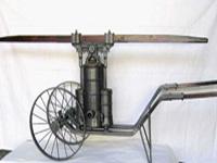 imagen de documentación en el Museo del Fuego de bomberos