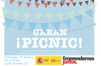 zaragoza activa, cynsplace, urban picnic
