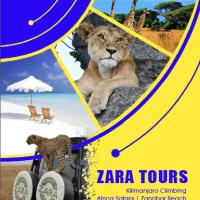 Zara Tours Bronchure