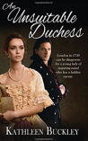 Unsuitable Duchess by Latherine Buckley reviewed by Zara West