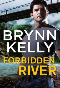 Harlequin author Brynn Kelly talks about her new release  Forbidden River