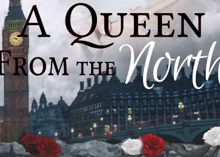 Queen of the North Zara West recommended alternative history romance