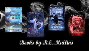 Zara West interviews R. E. Mullins
