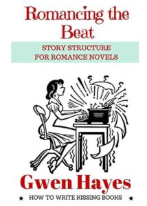 Zara West Book review of Romancing the Beat by Gwen Hayes