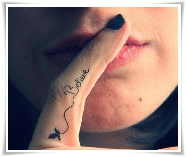 Small Simple Tattoos For Women