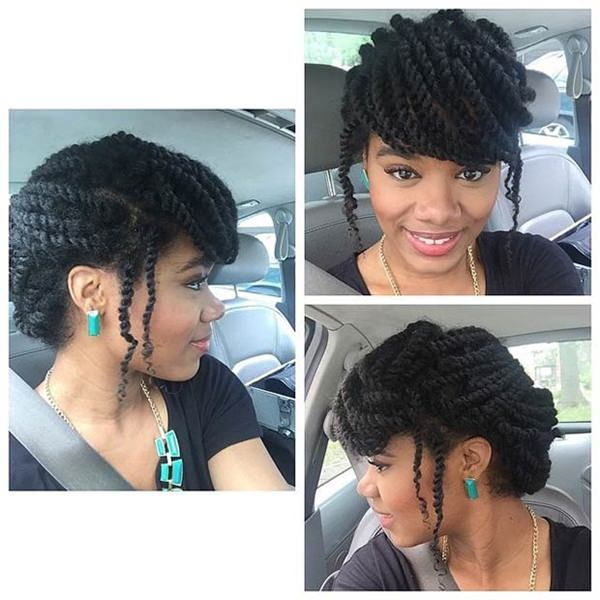 57 Pics Of Kinky Twist Dos For Various Events Vogues