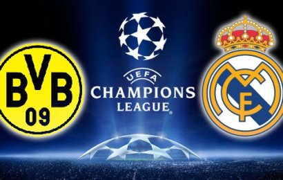 Borussia Dortmund vs Real Madrid UEFA ,TV CHANNEL, STREAM, And MATCH PREVIEW