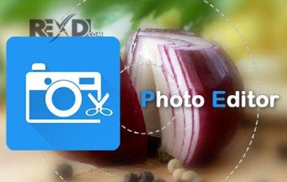 تحميل تطبيق Photo Editor FULL الرائع للتعديل على صور الهاتف و اضافة مؤثرات بسهولة