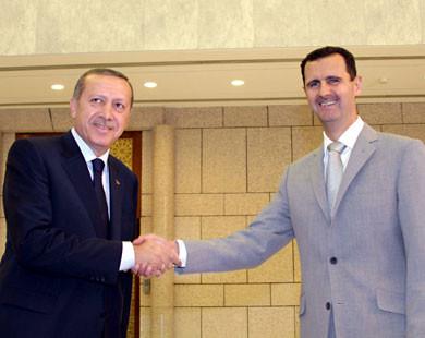 سوريا و تركيا