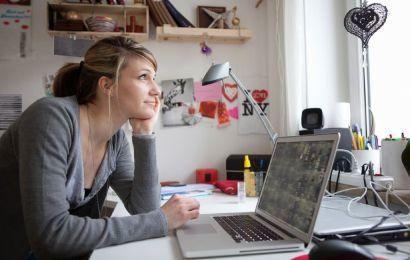 نصائح لتأدية العمل بالمنزل بمنتهى التركيز الجدية و كانك بمكان العمل