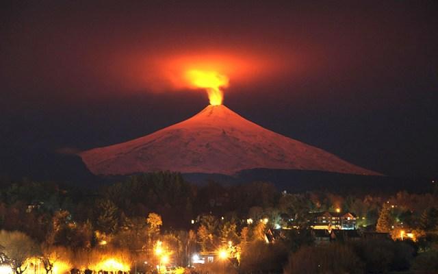 بركان ايسلندا