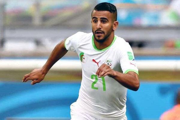 رياض محرز-الجزائر