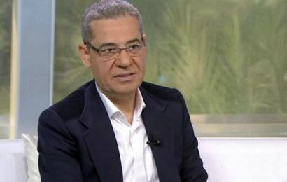 وفاة والد الإعلامي الرياضي مصطفى الآغا في دمشق