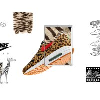 Nike Air Max Atmos Animal Pack 2.0 x Koji