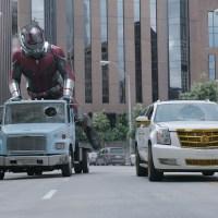 Estreno Ant-Man and The Wasp, de Marvel Studios