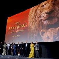 El Rey León – Premier Londres