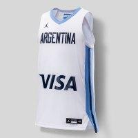 Jordan y CABB presentan la nueva camiseta de la Selección Argentina