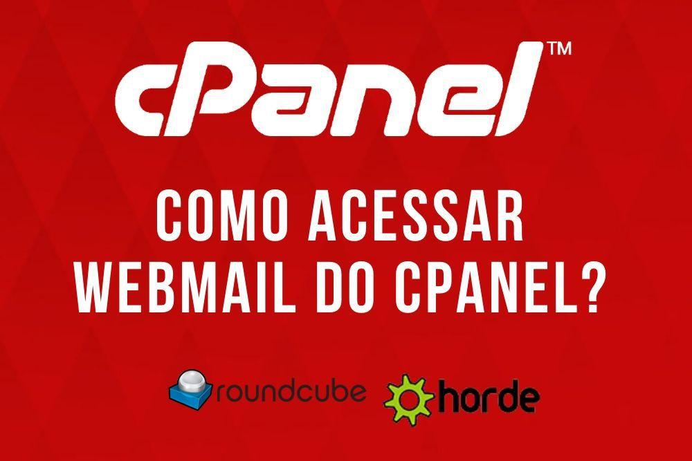 Como Acessar Webmail Cpanel
