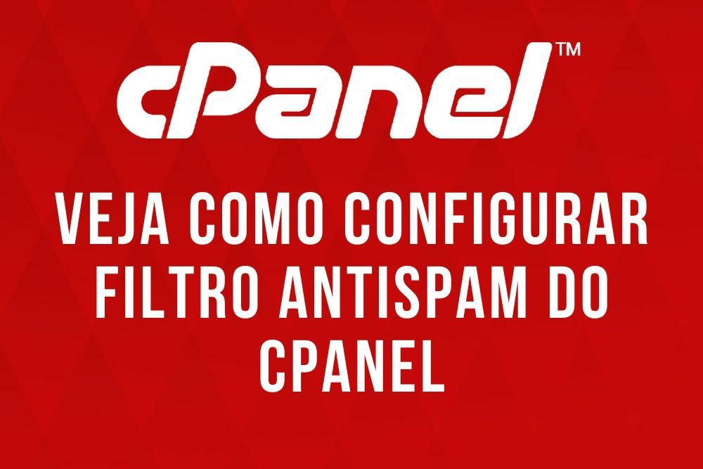Como Configurar Filtro Antispam Cpanel