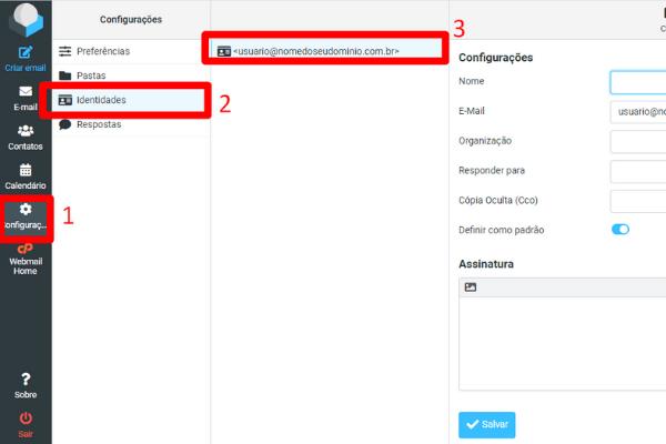 Configurando Assinatura de Email no Roundcube Cpanel 2