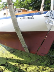 launching Ganymede