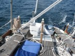 self steering without a wind vane