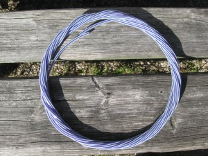 string-trimmer line hoop