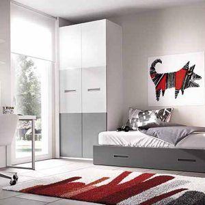 Dormitorios juveniles baratos  Habitaciones juveniles