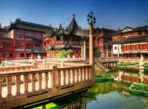 Tea Palace in Shanghai wallpapers and images - wallpapers ...