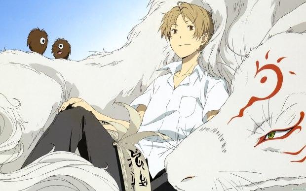 Natsume's Book of Friends season 1 anime review natsume yuujinchou