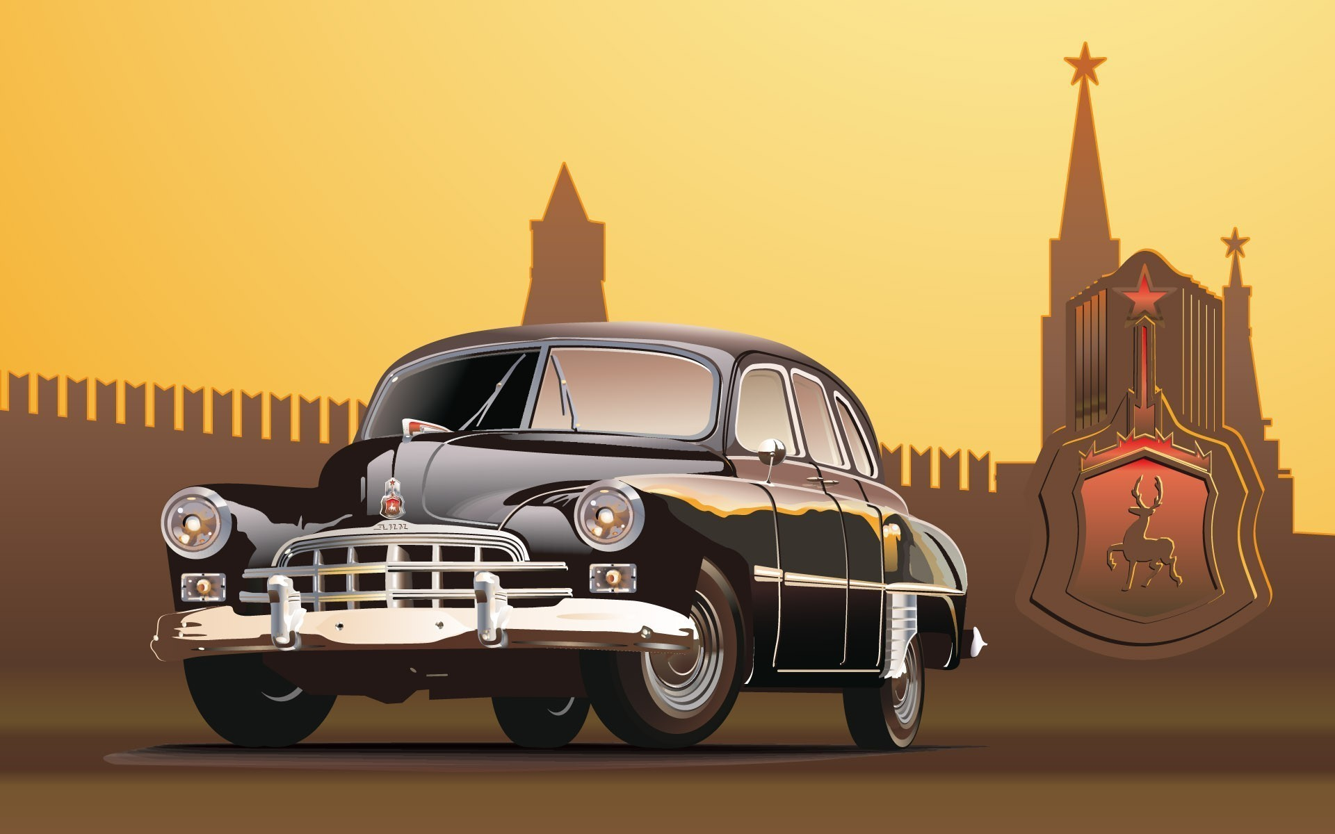 Check out these amazing selects from all over the web. Ancient Russian Car Desktop Wallpapers 640x480
