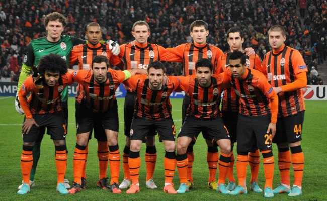 Shakhtar Donetsk 2013 Wallpapers And Images Wallpapers