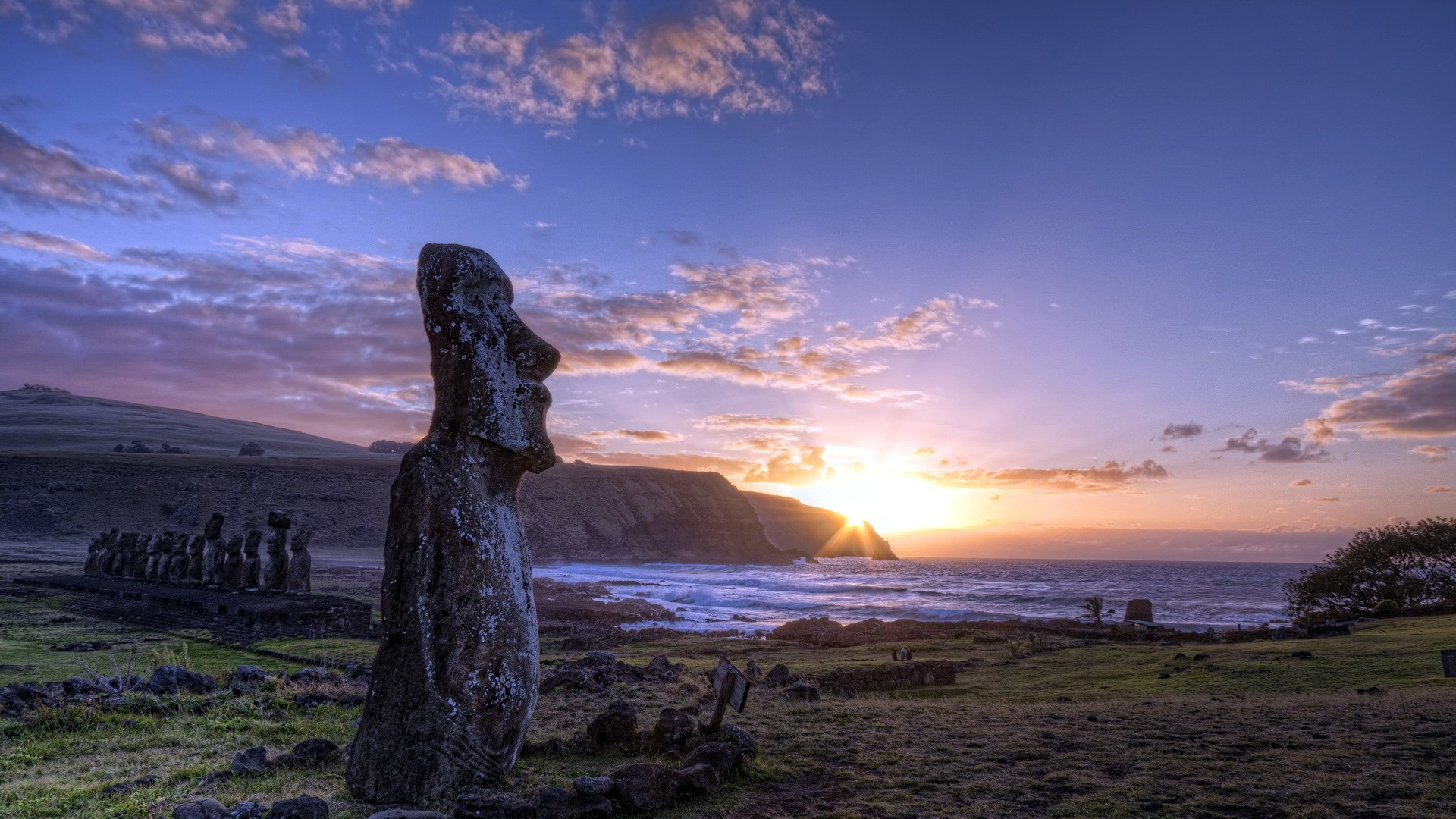 Easter Island Chile wallpapers and images  wallpapers