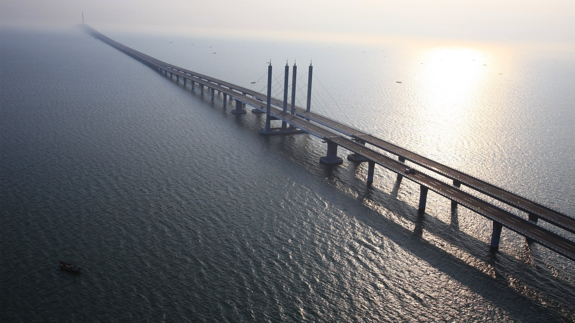 the longest bridge in the world, china wallpapers and images