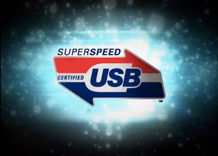 USB 3.1 - superspeed