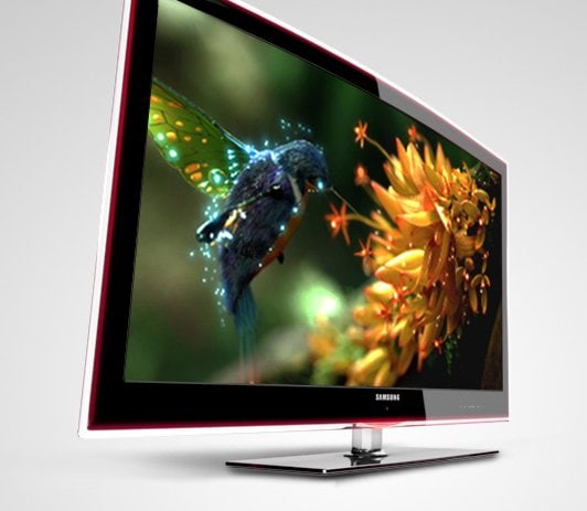 Samsung LED TV Range 2009  Zath
