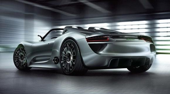 Porsche Spyder Hybrid