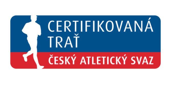 Certifikovaná trať