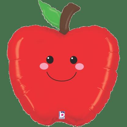 Folienballon Apfel