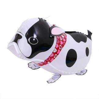 Ballonfigur Bulldogge Airwalker