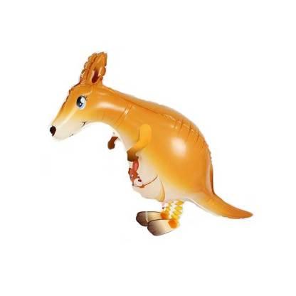 Känguru Ballonfigur Airwalker