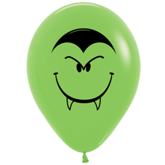 Sempertex Europe Ballons Dracula Lime Green