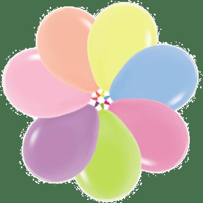 Sempertex Ballon Neon Sortiment