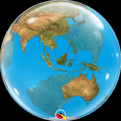 Erde Planet Ballon Heliumballon Luftballon