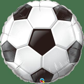 Folienballon Fußball Fan Weltmeisterschaft Heliumballon