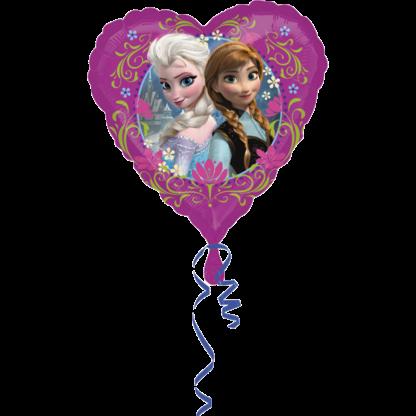 Frozen 2 Anna Elsa Ballon Folienballon Herzballon Heliumballon Saarland Rheinland Pfalz 2